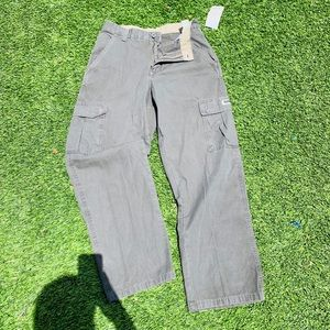 Grey Cargo Pants Sz 32